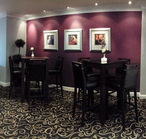 BEST WESTERN Everglades Park Hotel: Lounge