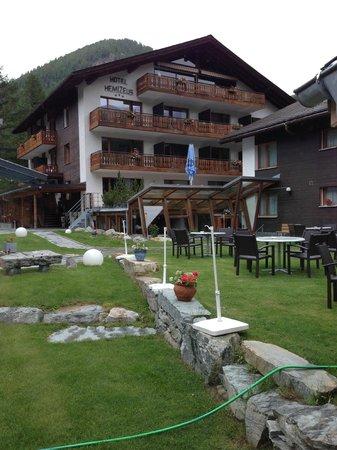 Hotel Hemizeus: Hôtel
