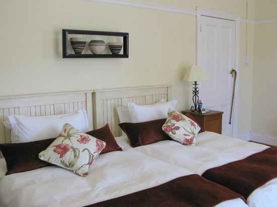 St. Phillips Bed and Breakfast: Twin Room