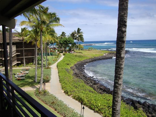 Koa Kea Hotel & Resort: view from 380