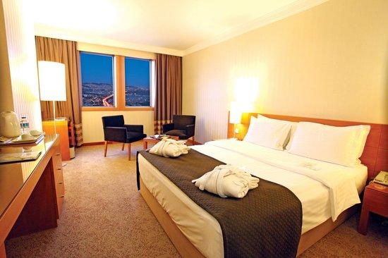 Mercure Istanbul City Bosphorus Hotel: SUPERIOR ROOM