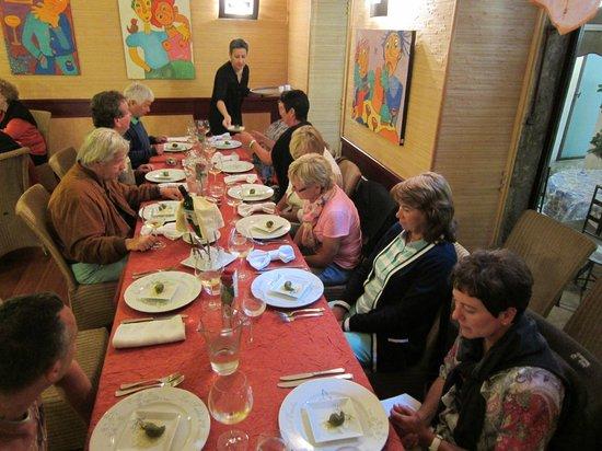 Assiette principale terre et mer photo de la table d 39 emilie marseillan tripadvisor - La table d emilie marseillan menu ...