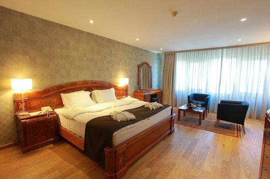 Mercure Istanbul City Bosphorus Hotel: Club Suite