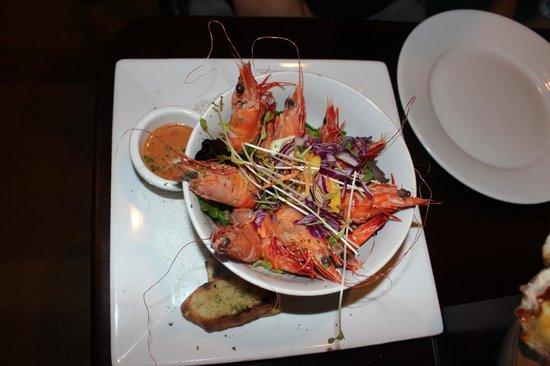 Kani's Restaurant: エビ