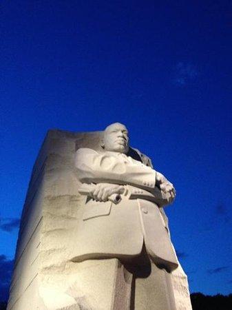 Smithsonian National Mall Tours : MLK