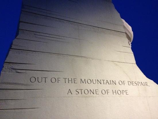 Smithsonian National Mall Tours: From New MLK Memorial