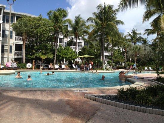 Hyatt Residence Club Key West, Beach House: pool area