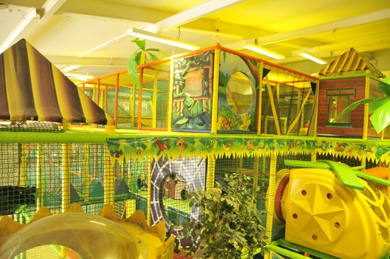 Lemur Landings Soft Play
