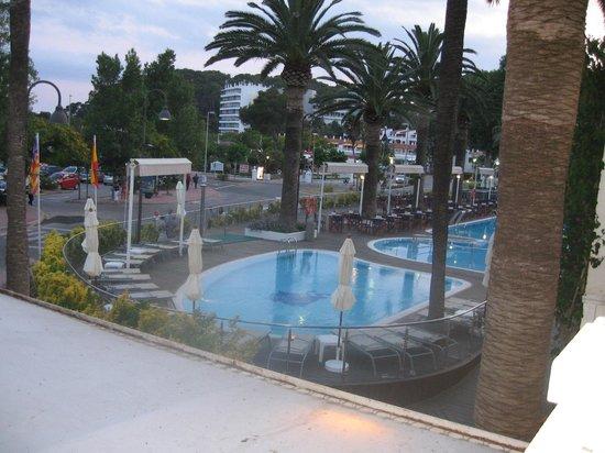 Hotel Cala Galdana & Villas d'Aljandar: pool