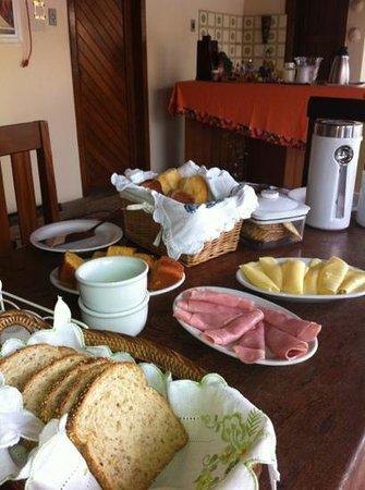Manguinhos, BA : café da manhã