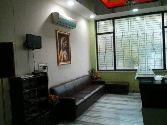 Ace Hotel Jaipur: Visitors Area