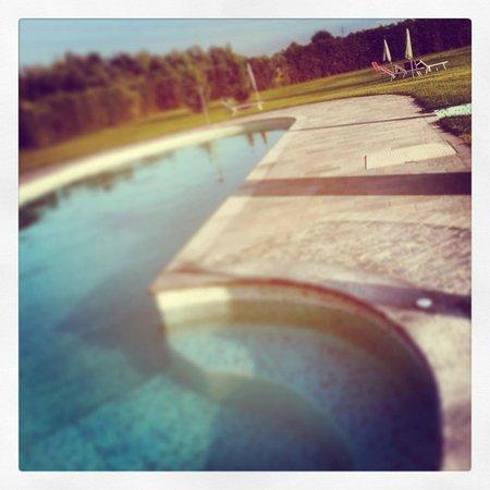 Casal Sant'elena: piscina