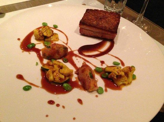 Montparnasse: Belly Pork