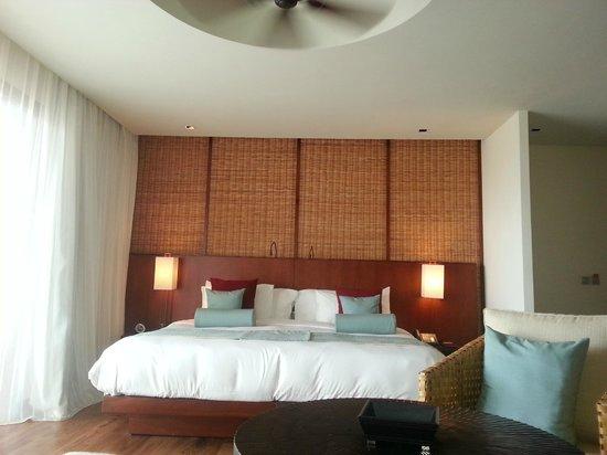 Angsana Balaclava Mauritius: bed