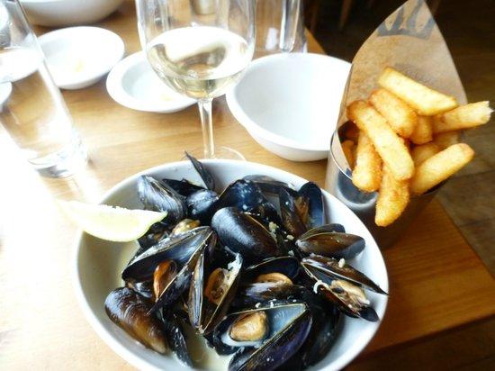 Loch Fyne: Yummy mussels