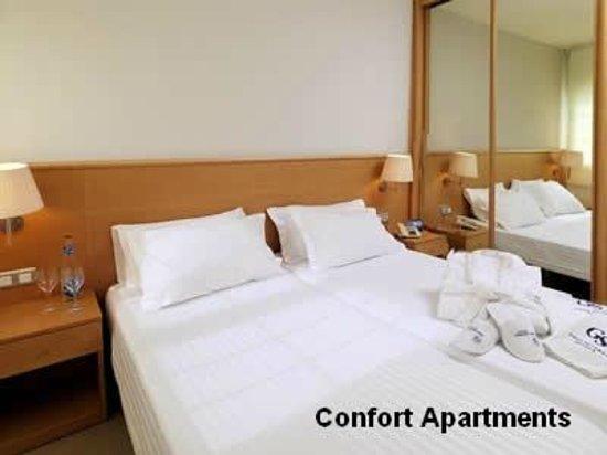 Hotel Playafels : Habitacion Apartamentos Confort Playafels