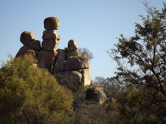 Matobo National Park : Matopos Hills