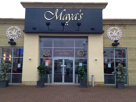 Maya's Fine Dining Indian Cuisine
