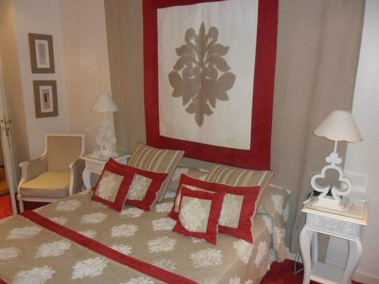 Grand Hotel des Terreaux: Chambre