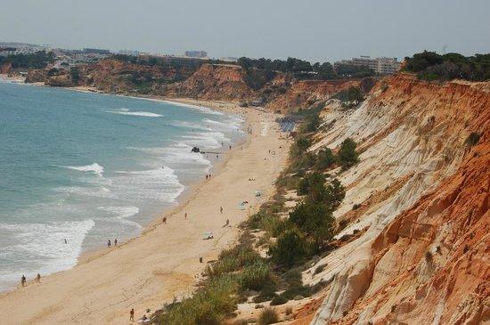 Falesia  Beach: Vistas