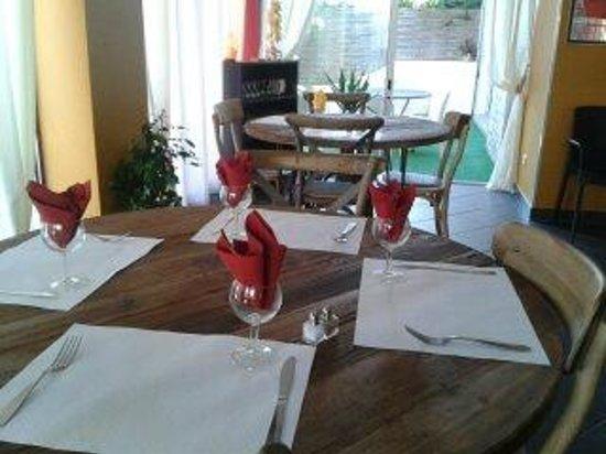 Restaurant du port: cadre très sympa