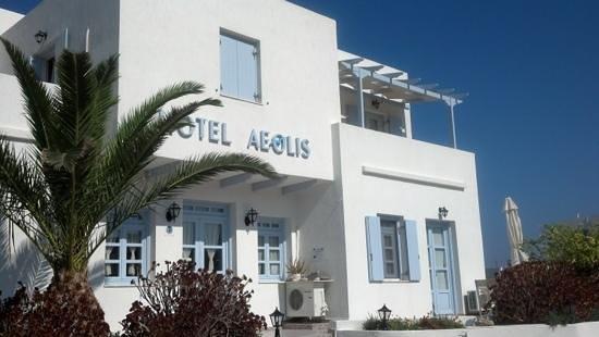 Hotel Aeolis Foto