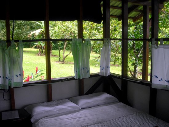 Saladero Eco Lodge: inside the mariposa