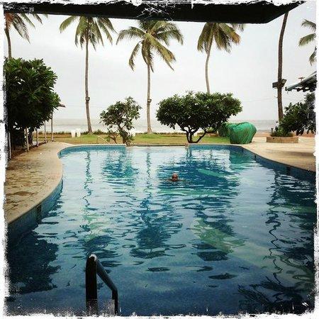 Sun-n-Sand Hotel, Mumbai: Beach view