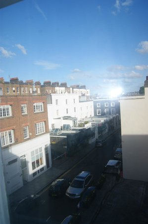 Best Western Seraphine Kensington Olympia Hotel : Panorama dalla camera