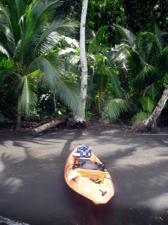 Saladero Eco Lodge: A beach nearby