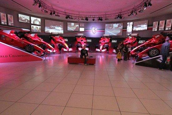 Ferrari Museum Factory Tour 15 Picture Of Ferrari