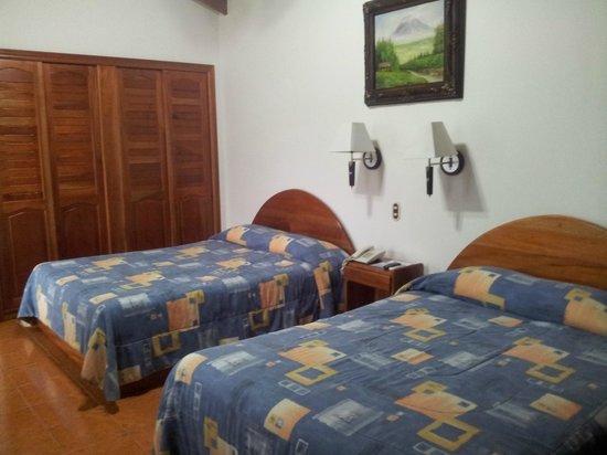 Arenal Paraiso Hotel Resort & Spa: Habitación
