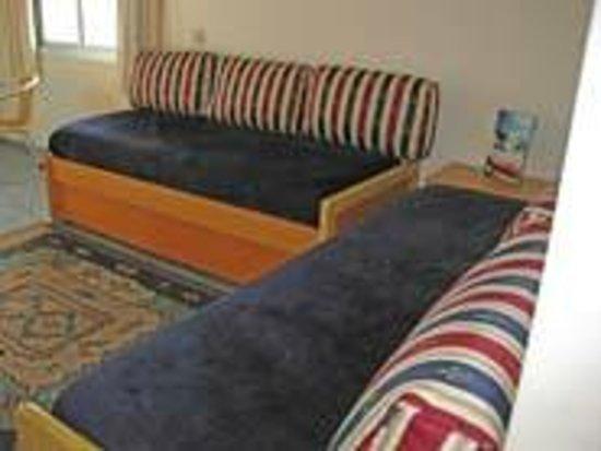 Apart Hotel Punta Azul: living coemdor