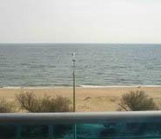 Apart Hotel Punta Azul: el mar enfrente