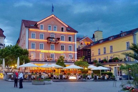 Hotel Reutemann und Seegarten: Hotel Reutemann-Seegarten