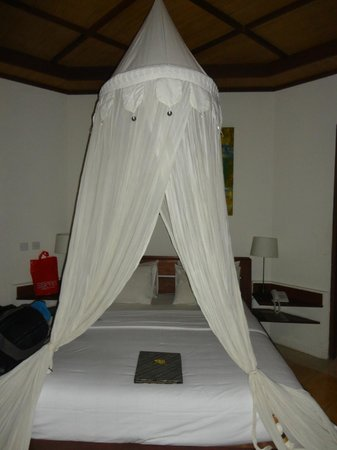 Ubud Garden Villa: la nostra stanza