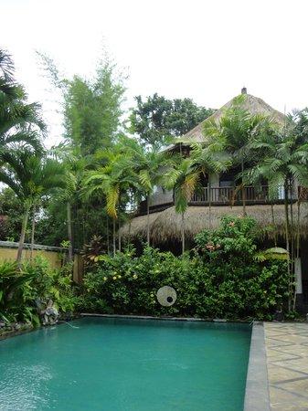 d'Omah Hotel Bali: la piscina