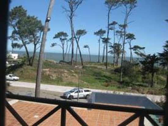 Costa Pinar Apartamentos: view to the sea