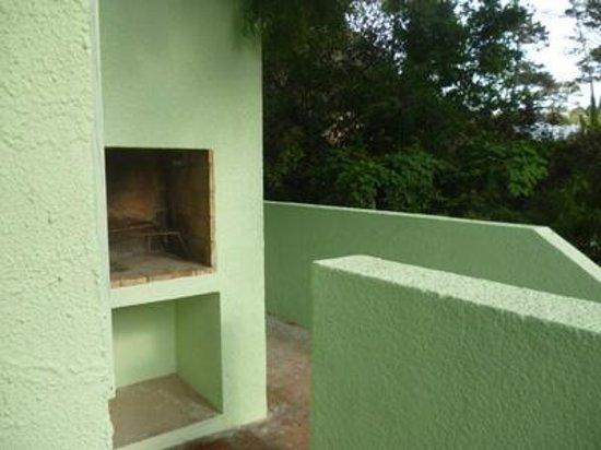 Costa Pinar Apartamentos: barbeque individual