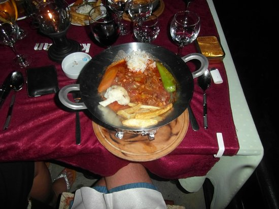 """Adam's Place : An example of my main course """"Coban"""""""