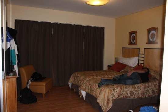 Antuquelen Hosteria Patagonica: Habitación.