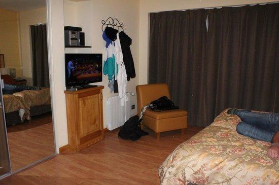 Antuquelen Hosteria Patagonica: Amplias habitaciones, muy cómodas!