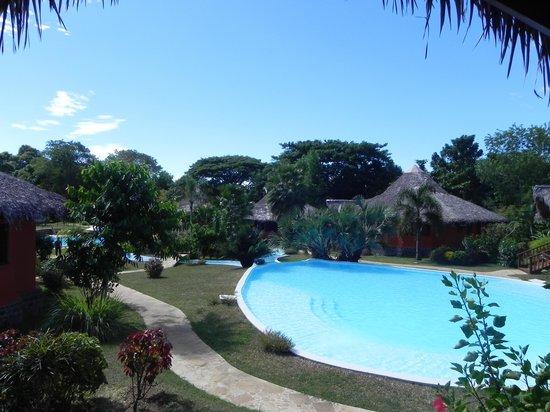 Loharano Hotel: la piscina