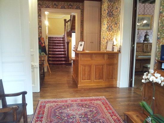 Le Manoir Saint Thomas: Reception