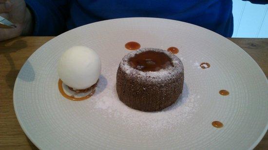 L'instinct Gourmand: postre-moelleux chocolat