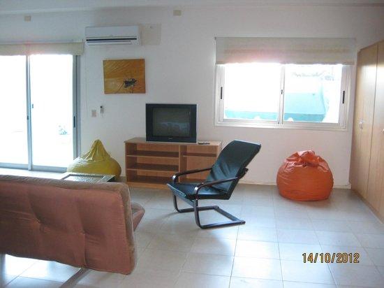 Apart Hotel Punta Sol: apartamento loft de planta baja, detalle