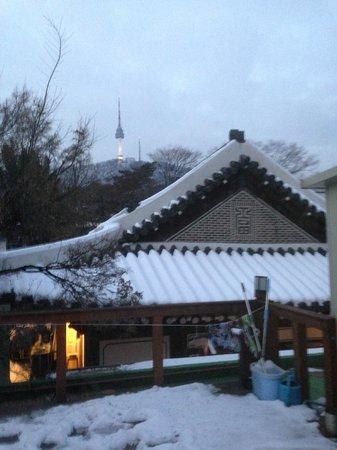 JIN Guest House : นัมซานฮันอก