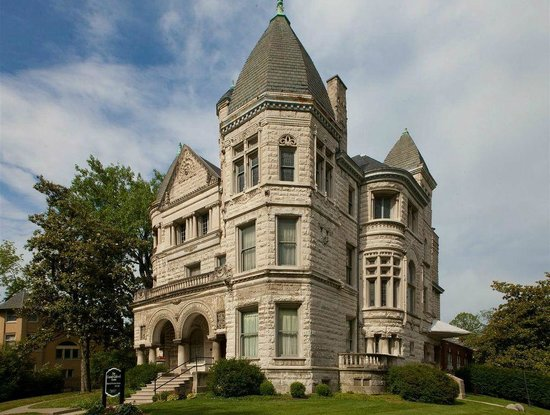 Conrad-Caldwell House Museum (Conrad's Castle)