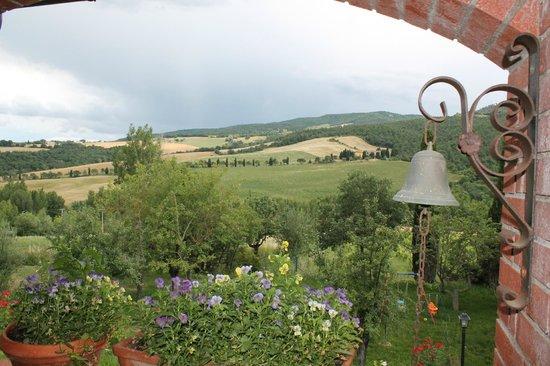Agriturismo Esperia: panorama