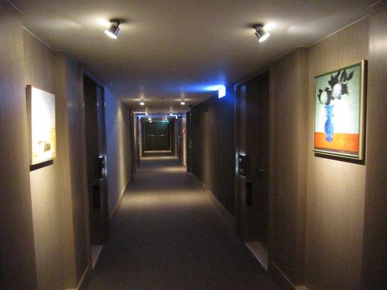 Ambassador Hotel Taipei: Hotel Corridor